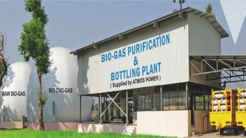 Biogas Bottling Plant