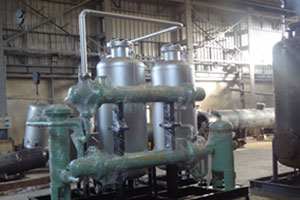Hoc Air Dryer (Heat of Compression Dryers) Manufacturer in Ahmedabad, India
