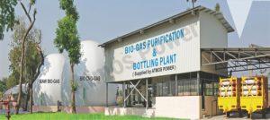 Biogas Upgradation